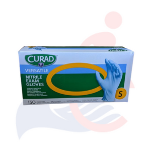 Curad® - Nitrile Exam Gloves - 150 count box