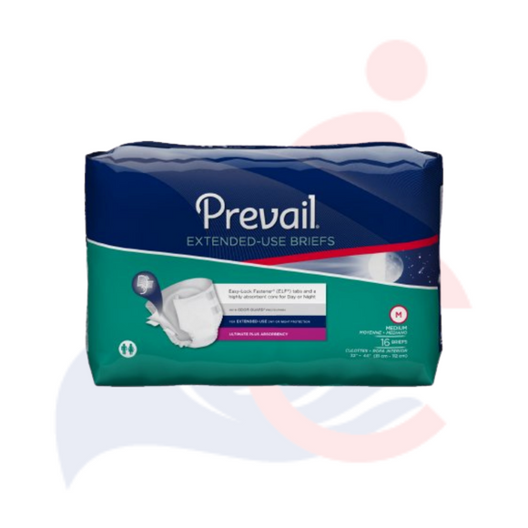 Prevail® Extended Use Brief
