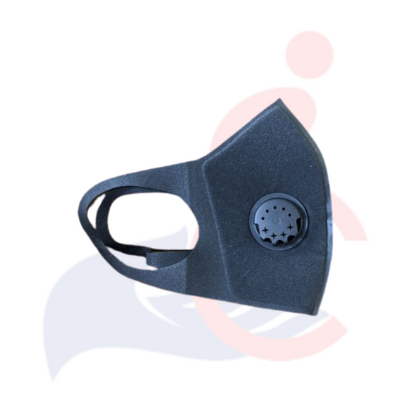 CLASSIC Mask - Non-Medical - PM 2.5 - Breathing Valve - Reusable - Washable