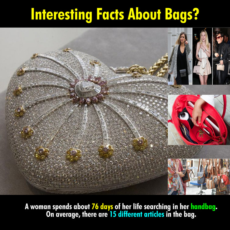 9 FUN AND INTERESTING FACTS ABOUT BAGS