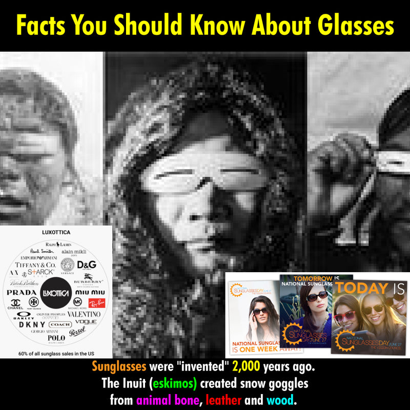 Facts You Should Know About Glasses