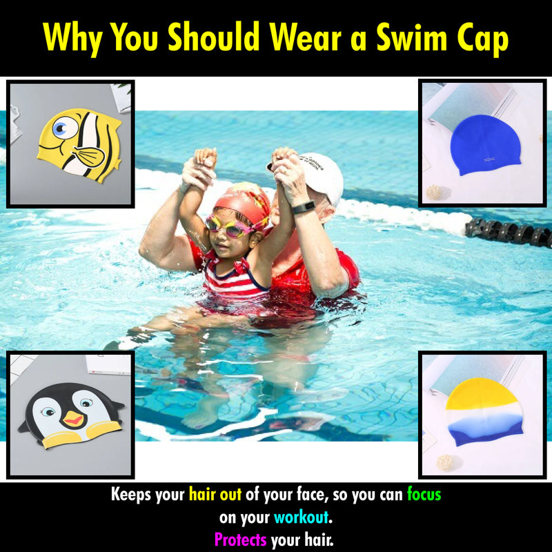 Why You Should Wear a Swim Cap