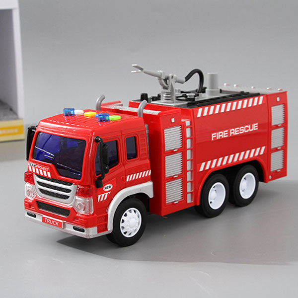 1:16 Spraying Water Supply Truck Model Toy