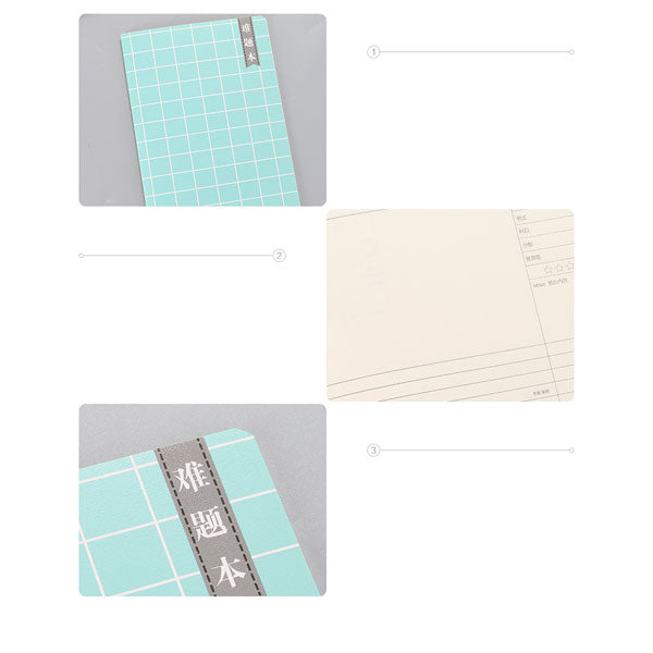 16K Thread Binding Notebook