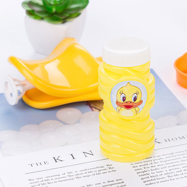 Duck Bubble Gun Toy