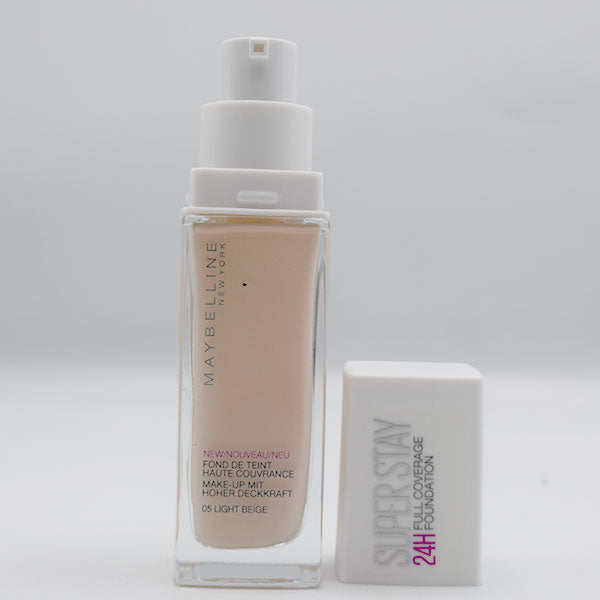 Maybelline New York Foundation 05 Light Beige