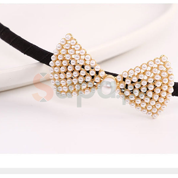 Vogue Bowknot Hairband (Jewellery Accessories)