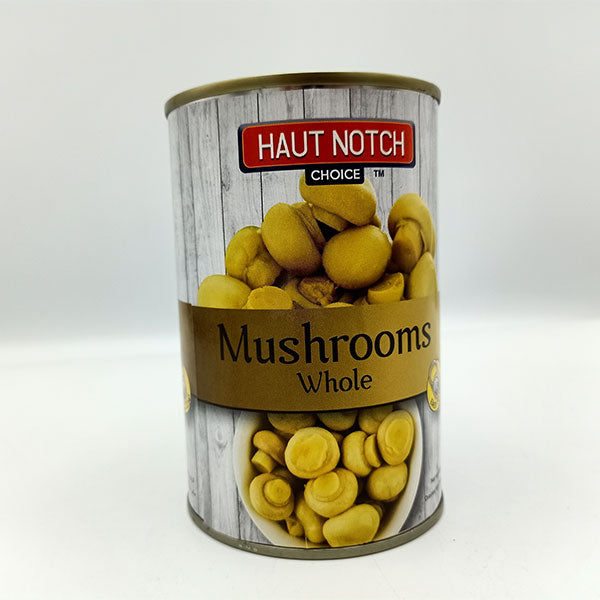Haut Notch Choice Mushroom whole 400g - Pack of 3