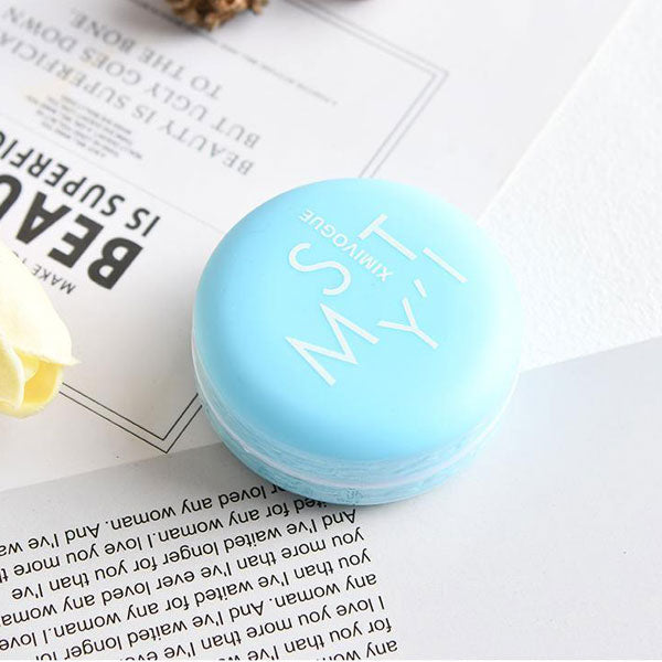 Nourishing Macaroon Nail Polish Remover Wipes (Lemon) (Price for 1 piece)
