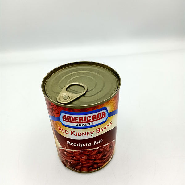 Americana Quality Red Kidney Beans Pre Cooked