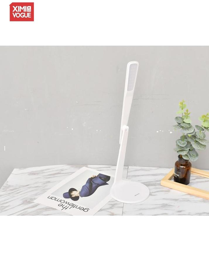 Stylish Foldable Table Lamp-White