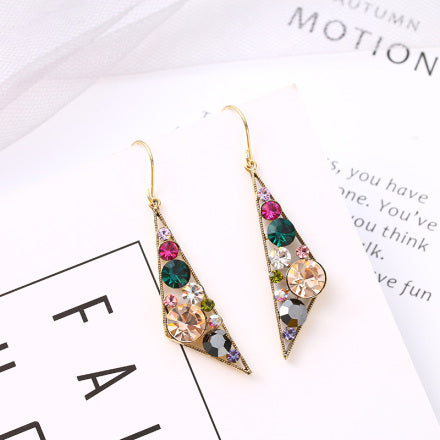 Online Popular All-Match Earrings  (Beautiful Gift For Girls)