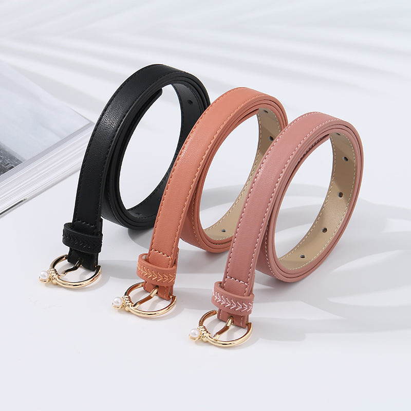 Simple Style Trendy Belt for Women (Price For 1 Piece)