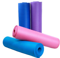 Portable NBR Yoga Mat with Carrying Strap (1830*610*8mm)