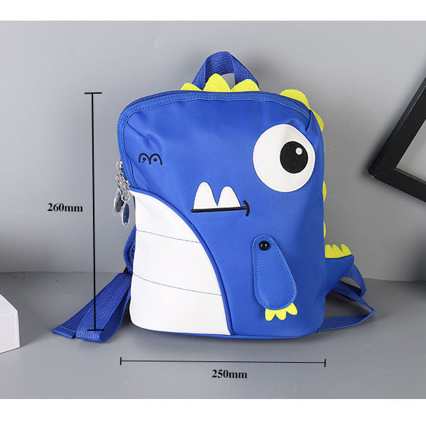 Adorable Dinosaur Design Backpack For Children