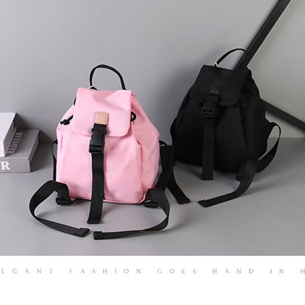 All-Match Simple Style Drawstring Backpack (Price For 1 Piece)