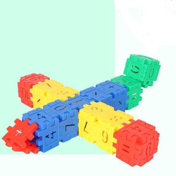 Bullet-Shaped Building Block Boxed Set