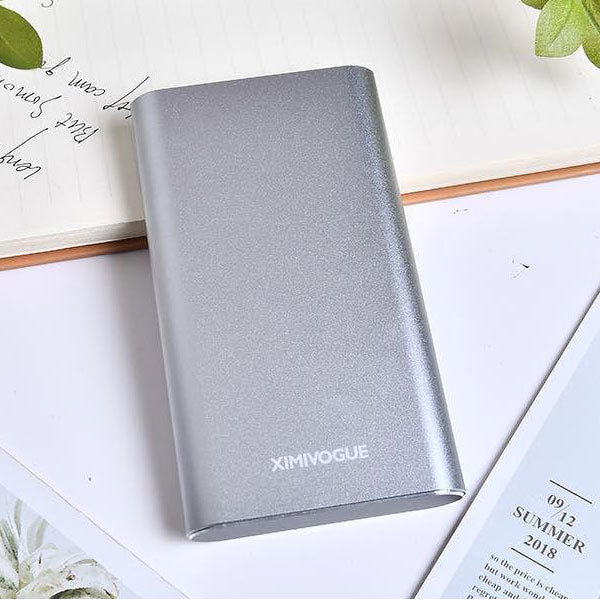 Business Style Metal Power Bank