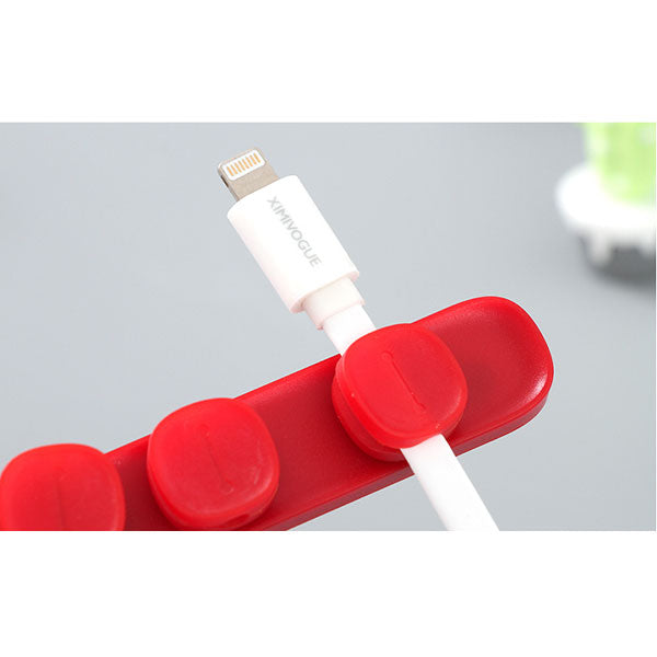 Candy-Like Magnetic Cable Holder (Price For 1 Piece)