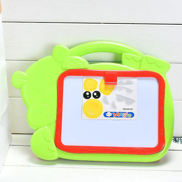 Cartoon Double-Faced 2-In-1 Drawing Board (Price For 1 Piece)