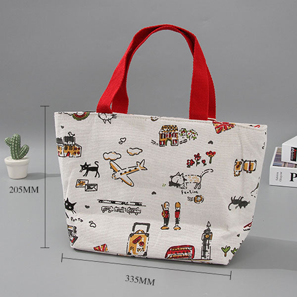Cats Life Series Lunch Bag