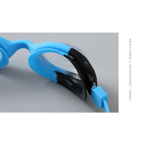 Colorful Swimming Goggles for Children