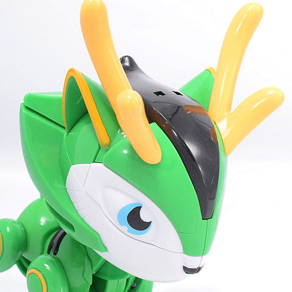 Dragon Baby Action Figure Children Favourite - Green