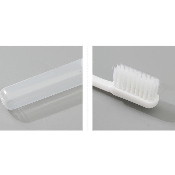 Fresh and Soft Gum-Protecting Toothbrush Travel Kit