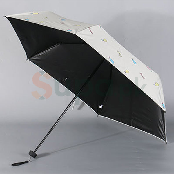 Fruit Pattern UV-Protection Umbrella