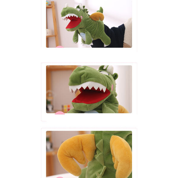 Funny Monster Hand Puppet