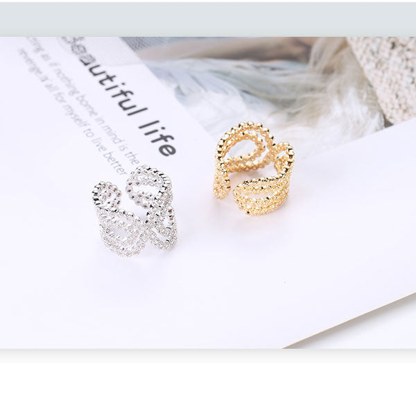 INS European Style Vogue Ring