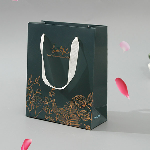 Ins Style Hot Stamping Gift Bag