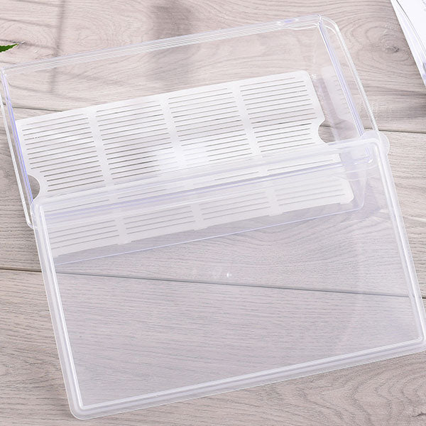 Kitchen Storage Box Organizer