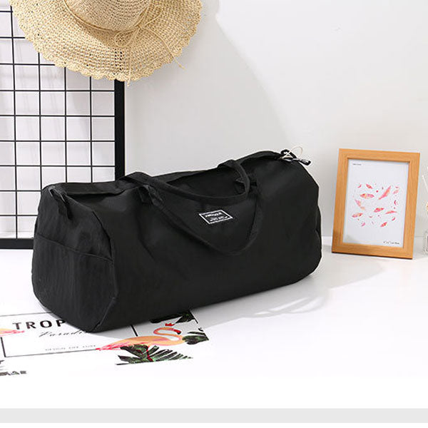 Large-Capacity Simple Style Sport Luggage Travel Bag
