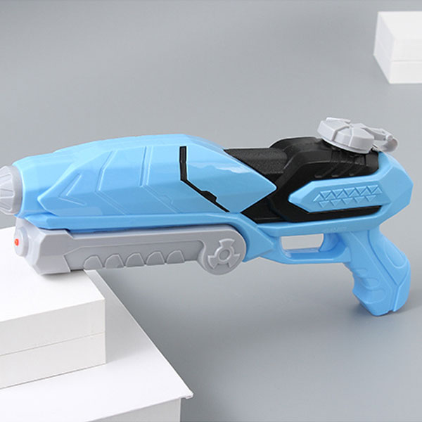 Large-Sized Blue Water Squirt Gun Toy