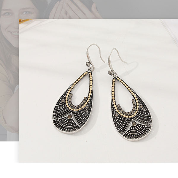 Leisure Vacation Elegant Dangle Earrings