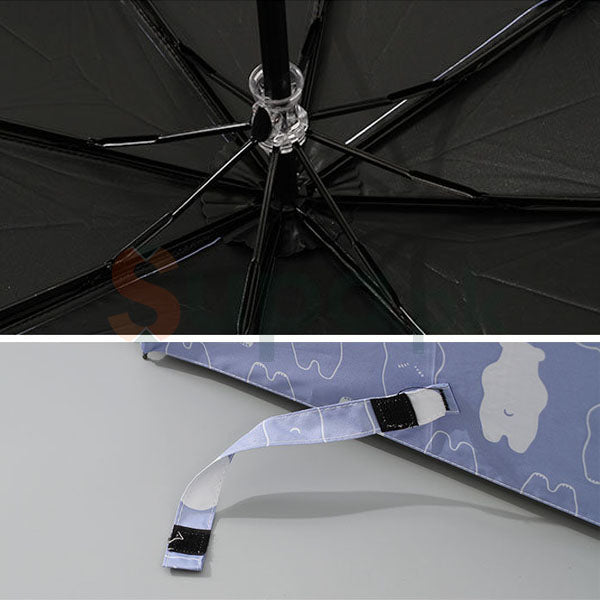Lovely Bear Pattern UV-Protection Umbrella