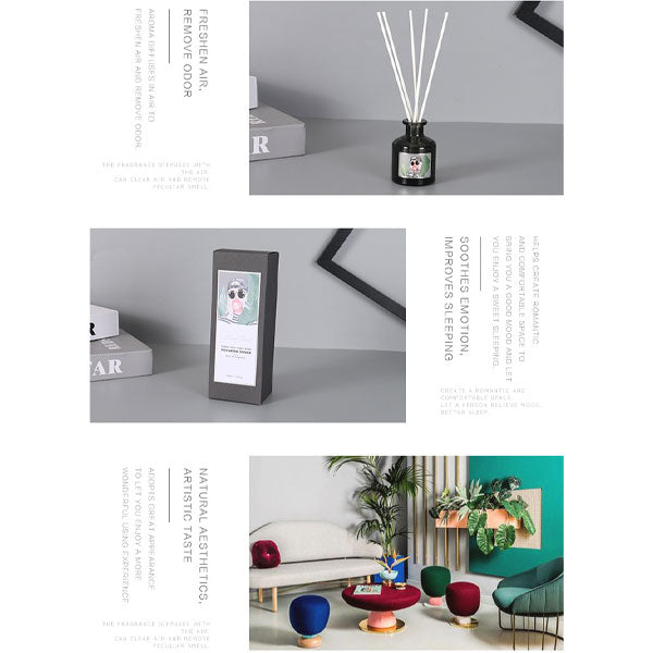 Nordic Style Vogue Series Stick Aroma Diffuser
