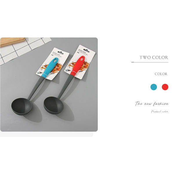 Nylon Ladle for Non-Stick Pan (Price For 1 Piece)