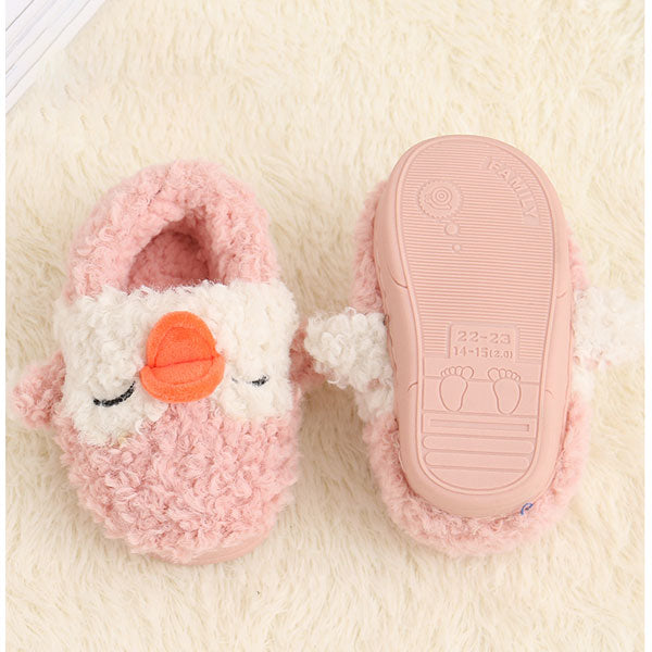 Penguin Design Warm Slippers for Children (16/17)