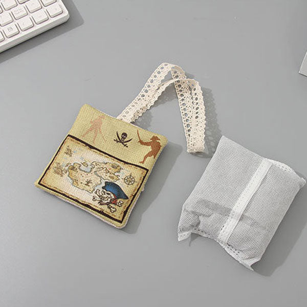Pirate Collection Ocean Scented Sachet
