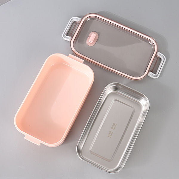 ROCK Stainless Steel Lunch Box