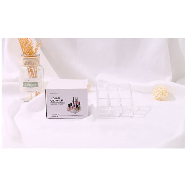 Rectangular Lipsticks Storage Organizer