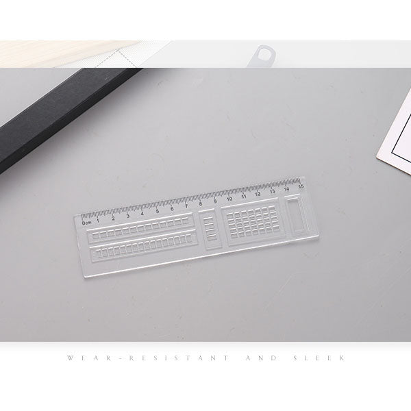 Ruler Set for Test