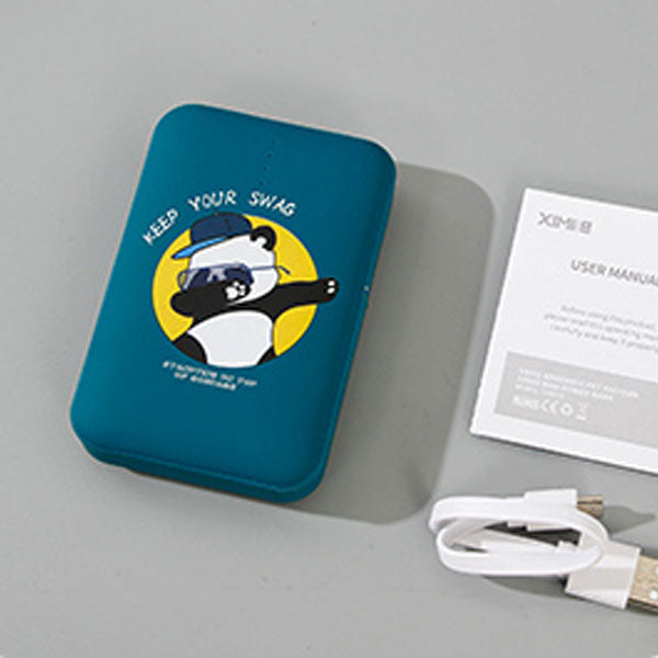 SWAG Adorable Pet Pattern 10000 mAh Power Bank