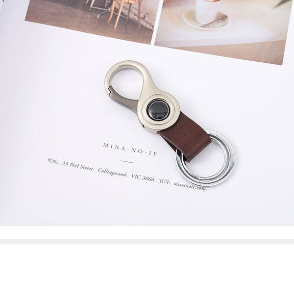 Simple Style Keychain for Men Suitable for all type Keys