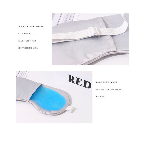 Sleep Eye Mask Silky Soft and Lightweight