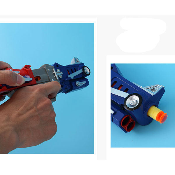 Star Space Soft Bullet Weapon Toy Set