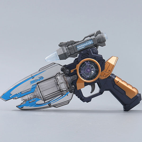 """Steel Warrior"" Electric Gun Toy"
