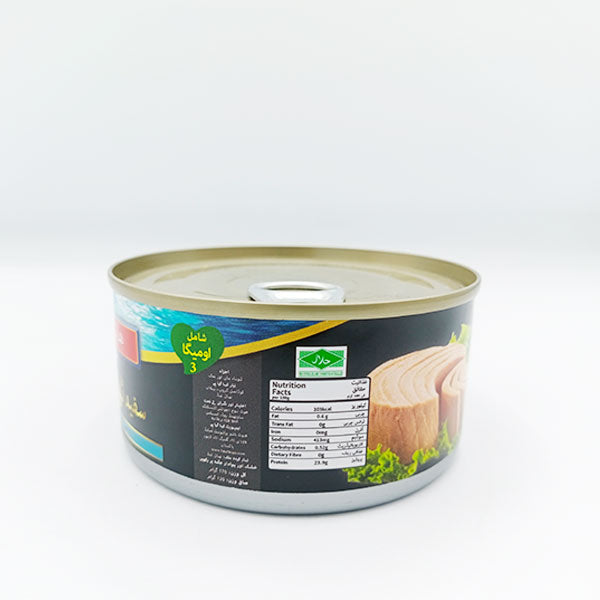Haut Notch White Solid Tuna In Water & Salt- 170g